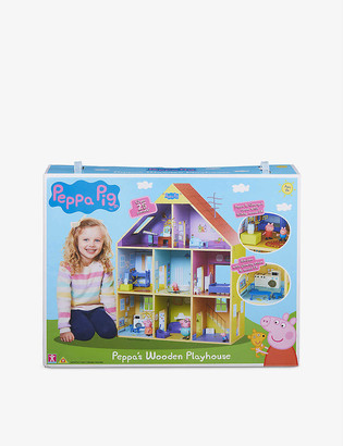 Peppa Pig Wooden Playhouse