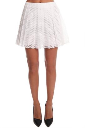 McQ Pleat Skirt