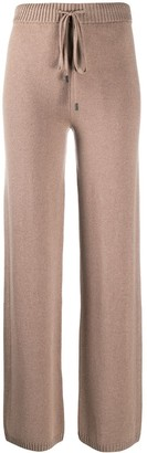 Peserico Fine Knit Track Trousers