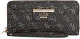 GUESS Bobbi Large Zip-Around Wallet