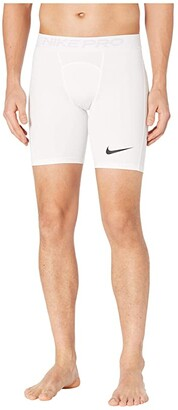 Nike Pro Shorts (Black/White) Men's Shorts