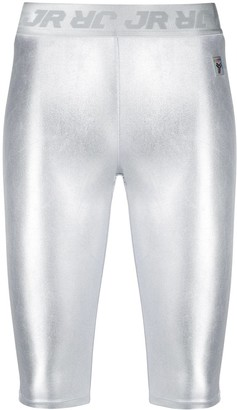 John Richmond Keddle cycling shorts