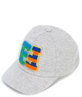 Fendi logo appliqué cap - kids - Cotton - 54 cm