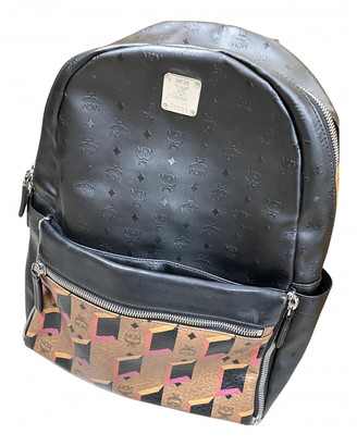 MCM Black Synthetic Bags