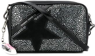 Golden Goose Crystal-Embellished Cross-Body Bag