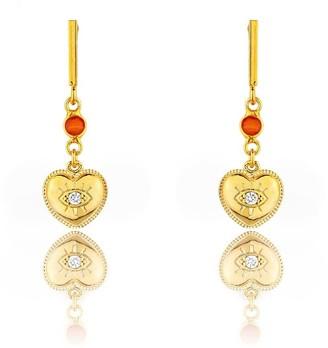 Daixa Somed Eros Earrings - Gold