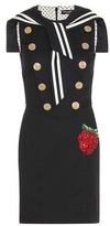 Dolce & Gabbana Sleeveless cotton dress