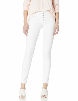 Hudson Women's Barbara HIGH Waist Super Skinny Ankle Jean