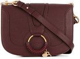 See by Chloe Hana shoulder bag - women - Cotton/Goat Skin - One Size