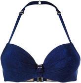 Marlies Dekkers Puritsu push up bikini top - women - Polyamide/Spandex/Elastane/Polyester - 70B