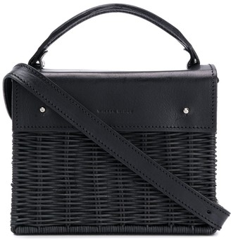 Wicker Wings Kuai tote