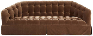 Mr & Mrs Howard Tufts Sofa - Cafe Velvet