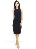 Susana Monaco Liane Mini Dress in Midnight