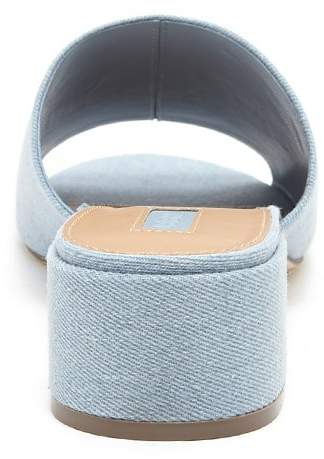 Thumbnail for your product : Forever 21 Denim Mules