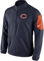 Nike Men's Chicago Bears Lockdown Half-Zip Jacket