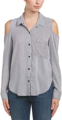 Splendid Cold-Shoulder Shirt