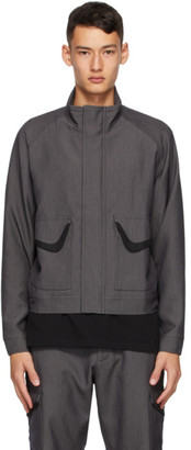 AFFIX Grey Mobilization Jacket