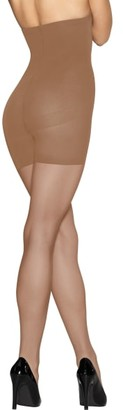 Hanes Power Shapers Firm Control High-Waist Pantyhose