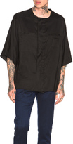 Haider Ackermann Short Sleeve Shirt
