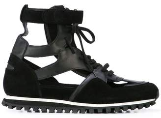 Comme des Garcons CDG Spalwart Marathon hi-top sneakers