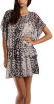 Thakoon Ruffle Sleeve Dress
