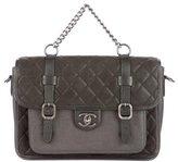 Chanel Paris-Bombay Back To School Messenger Bag