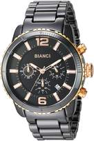 Roberto Bianci Men's RB58751 Casual Amadeo Analog Dial Watch