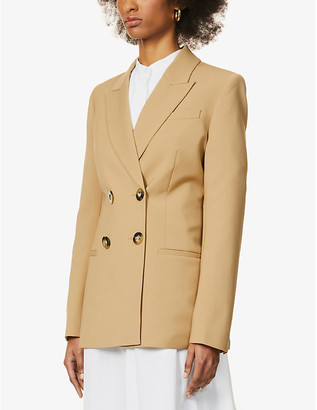 Camilla And Marc Bailey double-breasted wool-blend jacket