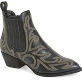 Dolce Vita 'Seth' Textured Chelsea Boot (Women)