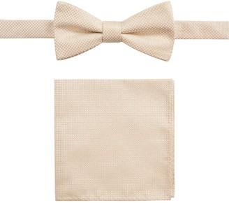 Apt. 9 Men's Pre-Tied Prom Bow Tie & Pocket Square
