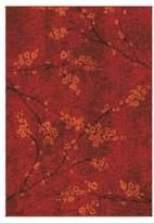Orian Blossom Overdye Area Rug