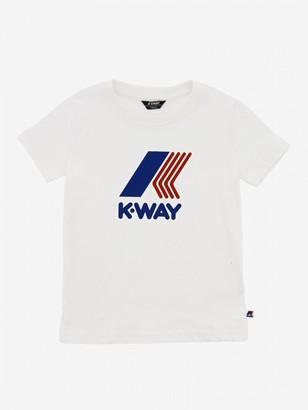 K-Way T-shirt Kids