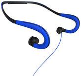 Sharper Image Blue Athletic Headphones