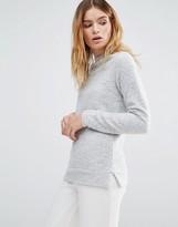 NATIVE YOUTH Fleecy Crew Sweater