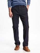Old Navy Built-In Flex Slim Utility Pants for Men