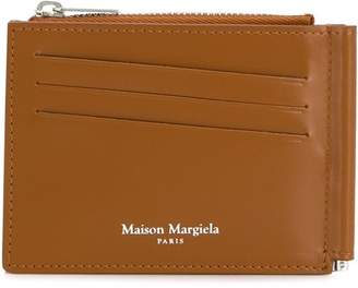 Maison Margiela small zipped wallet