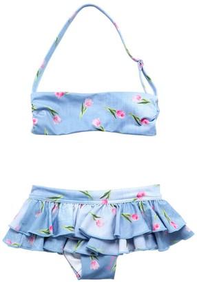 MonnaLisa Floral Printed Bikini