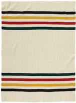 Pendleton Knit Throw - 127x152cm - Glacier