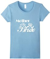Women's Mother of the Bride Bling T-Shirt