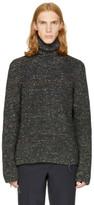 Maison Margiela Grey Donegal Wool Turtleneck