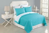 The Well Appointed House Trina Turk Turquoise Santorini Coverlet-King Size