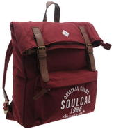 Soulcal Cal Fold Over Backpack