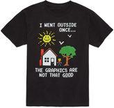 Novelty T-Shirts Short Sleeve T-Shirt-Big Kid Boys