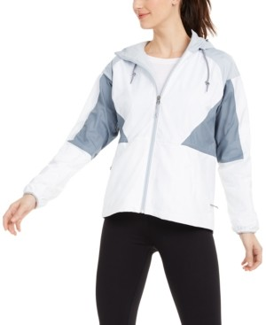 Columbia Women's Side Hill Colorblocked Hooded Jacket