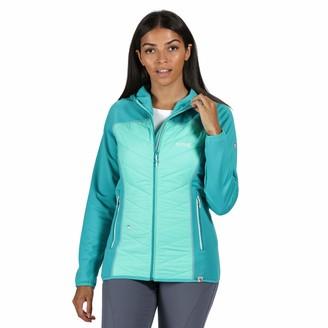 Regatta Womens Andreson IV Lightweight Hooded Hybrid Coat