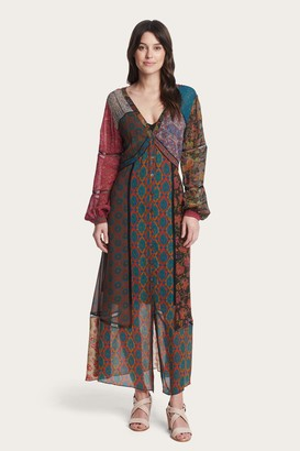 The Frye Company Multi Print Duster