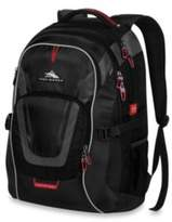 High Sierra AT-7 Carry On Computer Backpack in Black