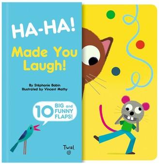 Chronicle Books Ha-ha! Made You Laugh!