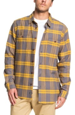 Quiksilver Men's Outer Ridge Flannel Shirt