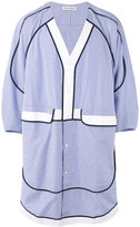 Henrik Vibskov Frank long shirt - men - Cotton/Lyocell - M/L